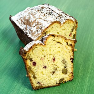 Plun cake - cake de frutas